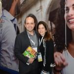 Anto Dias e Ana Carolina Dias, do Royal Palm Hotels