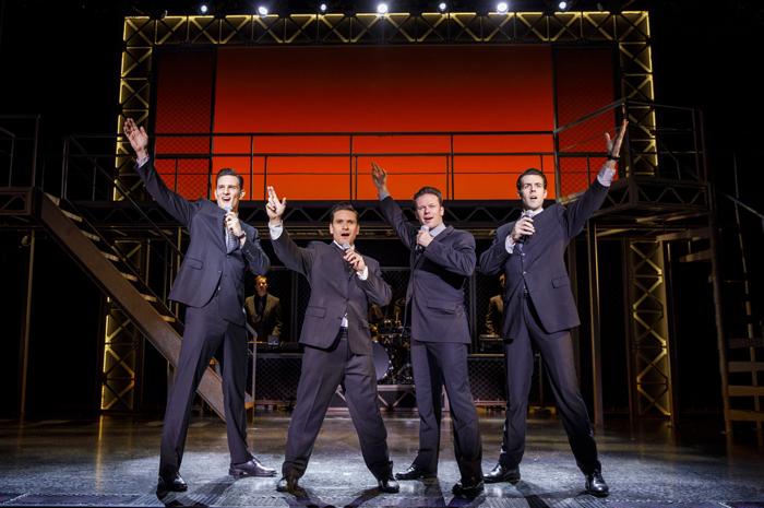 A atração Jersey Boys, da Broadway, também faz parte da campanha