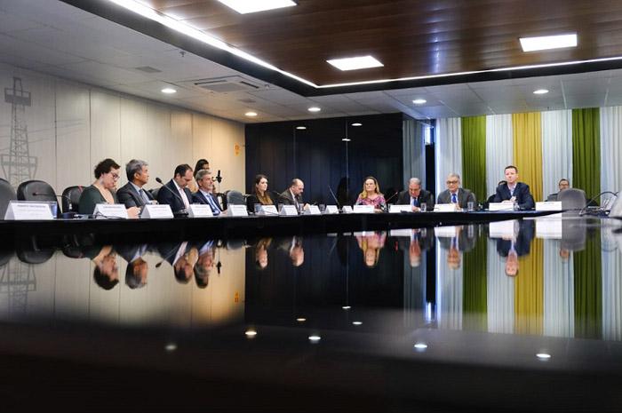 Autoridades participam de Seminário Internacional do PNTCN (Foto: Roberto Castro)