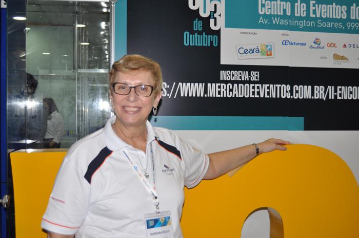 Bárbara Picolo, diretora de produtos da Flytour Viagens