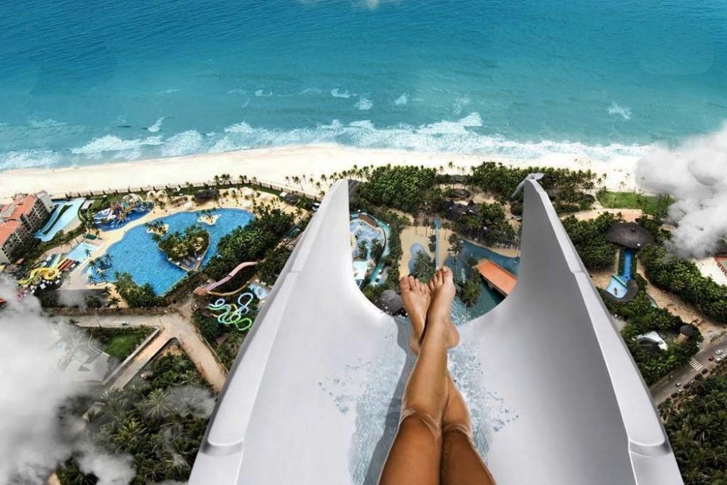 Beach Park lança Insano Virtual, que torna a experiência mais acessível