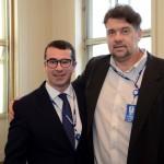 Bernardo Ignarra e Fabio Angelo Bonassi, do Sebrae