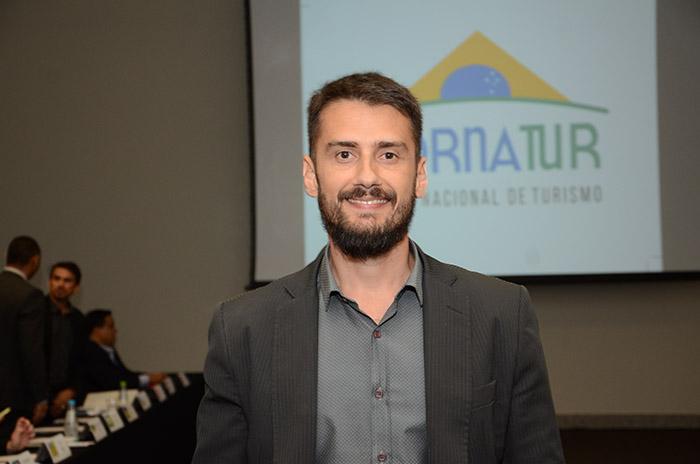 Bruno Wendling, presidente da Fundação de Turismo do Mato Grosso do Sul