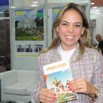 Caissa Moura, coordenadora da Secretaria de Turismo da Bahia