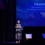 Caroline Putnoki, presidente da Atout France