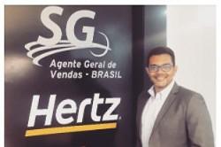 Hertz Internacional, Dollar e Thrifty têm novo gerente de Contas no Brasil