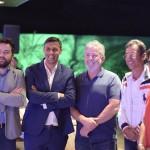 Convidados do coquetel de abertura do Torneio de Golfe que acontece em Itu (SP)