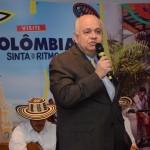 Darío Montoya, embaixador da Colômbia