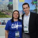 Eliane Rizzo e Flavio Louro, da E-HTL