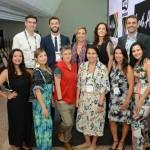 Equipe da South Africa Tourism se reunem com convidados do trade