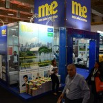 Estande do M&E
