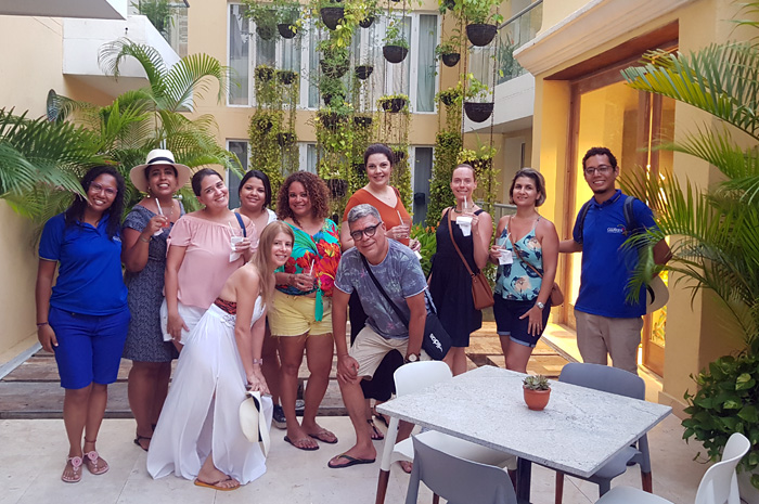 Famtour foi promovido em parceria com a Copa Airlines