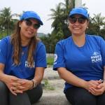 Fernanda Paranhos e Cristiane Pavan, da CVC