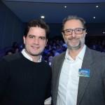 Fernando Nobre e Mauricio Alexandre, da RCA