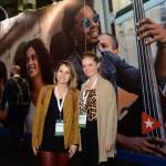 Flavia Branquinho e Patricia Gras, da America Net