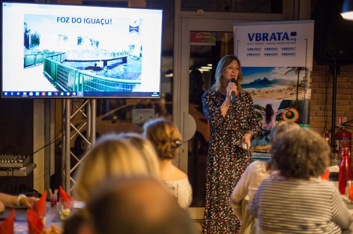 Com a participação na VBRATA, o foco são os turistas da Itália, Alemanha, França e Reino Unido