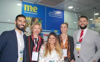 Atout France reúne fornecedores na Abav Expo 2019