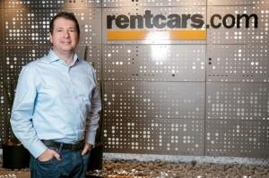Francisco Millarch, CEO da Rentcars
