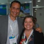 Frank Medina e Estela Farina, da NCL