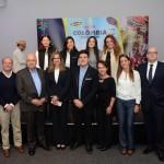 O evento contou ainda com a presença de representantes de diversas regiões da Colômbia