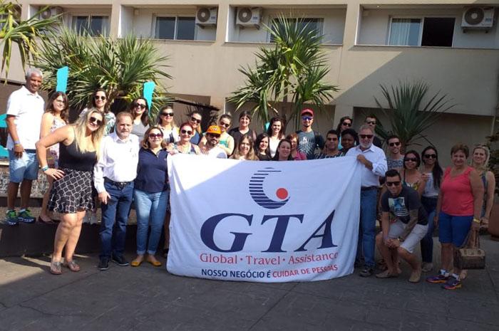 GTA e Hot Beach Olímpia promovem capacitação para agentes do norte do Paraná
