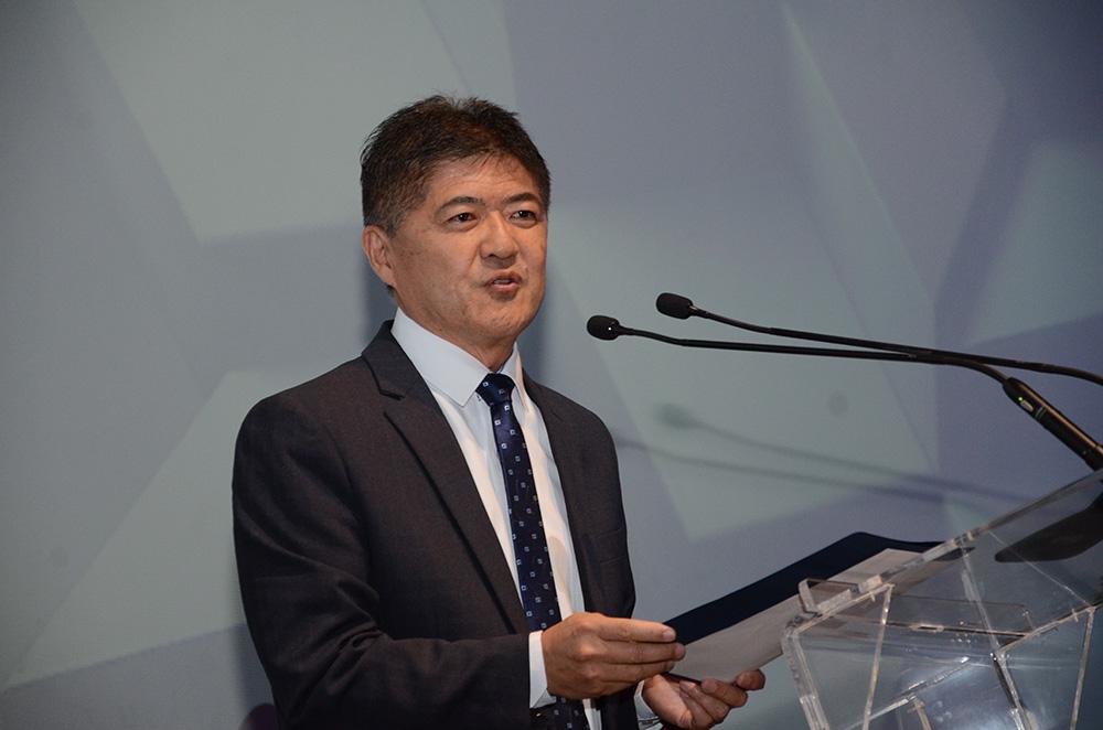 Gervásio Tanabe, presidente executivo da Abracorp