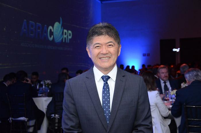 Gervasio Tanabe, presidente executivo da Abracorp