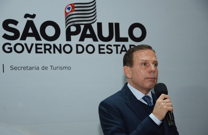 João Dória, governador de São Paulo