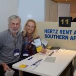 Hans Manke e Karen Schwartz, da Hertz