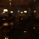 O restaurante a La Carte, Flor da Mata, só abre para o jantar