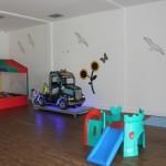Espaço kids para crianças de até 4 anos no Jardins
