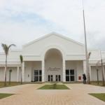 O novo centro de convenções será entregue em setembro deste ano