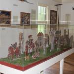 Ainda dentro da Destrehan, existe um museu sobre a revolta dos escravos que marcou a história da Louisiana