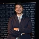 Ignacio Palacios Hidalgo, diretor Comercial e Revenue da MSC Cruzeiros