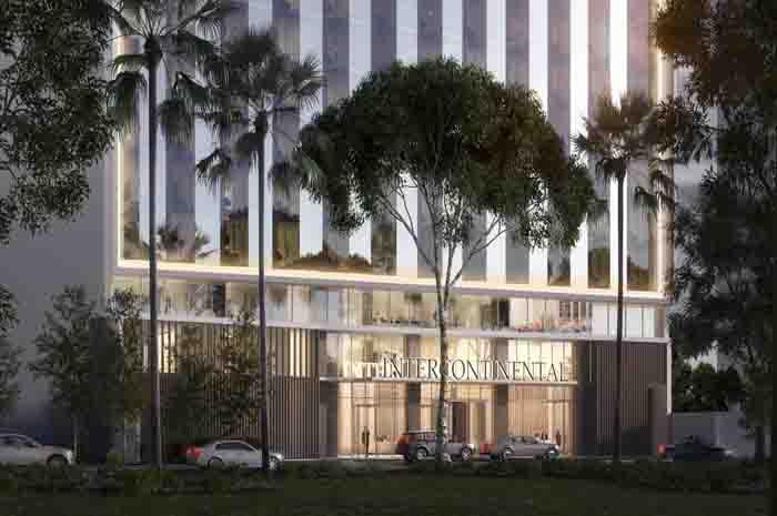 Intercontinental Miraflores em Lima, no Peru (Foto: Divulgação)