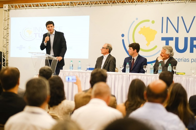 Investe Turismo passou em Goiás na última quinta