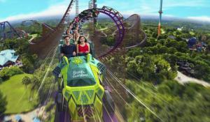SeaWorld e Busch Gardens revelam detalhes de suas novas montanhas-russas