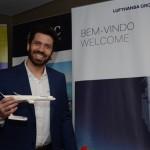 Joãqo Pin, da Lufthansa Group