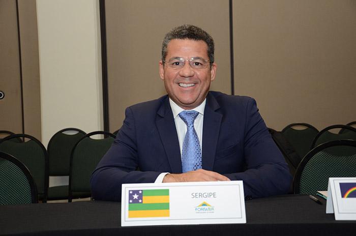 José Sales Neto, secretário de Turismo de Sergipe