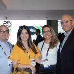 Kadu, Carolina Oricchio, Joyce Peixoto e Altamiro, da SAA