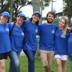 Karem Amorin, Cristina Muniz, Marjorie Schroeder, Leonardo Ramos, Larissa Alvez e Ana maria Donato, equipe da Imaginadora