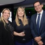 Lívia Herdy, da SAA entre, Érica de Angelis e Lucas Bernardes, da Bernardi & Schnapp Advogados