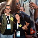 Leonardo Azevedo e Karina Rocha, da Cctrekking Adventure