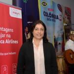 Luciana Longo, da Avianca Airlines
