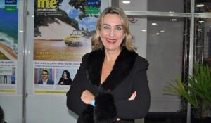 Luciane Leite será secretária de Desenvolvimento Econômico e Turismo de Ilhabela