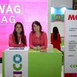 MAriana Higa e Bruda de Freitas, da Aeromexico