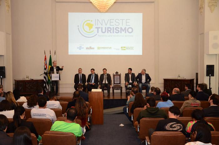 Seminário aconteceu na sede da Secretaria de Turismo de São Paulo