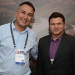 Marcelo Ribeiro e Juventino Netto, da Flytour