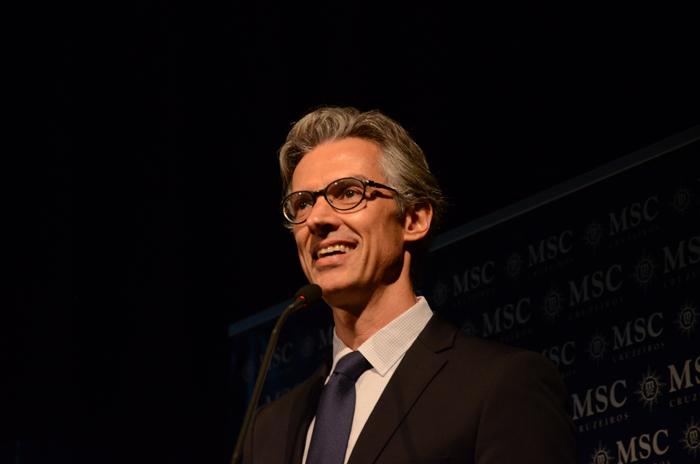 Marcos Ferraz, presidente da Clia Brasil