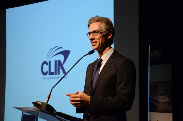 Marcos Ferraz, da Clia Brasil